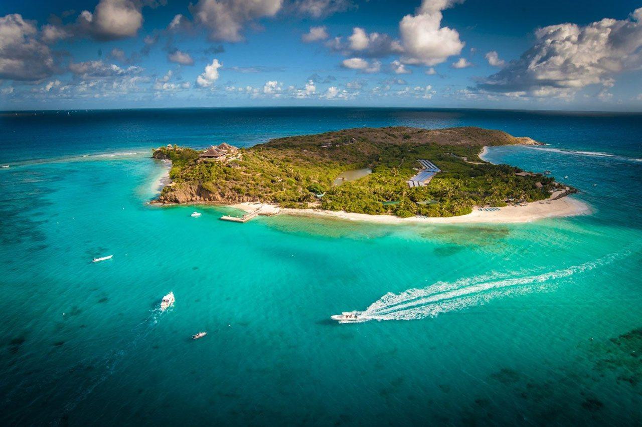 6 islas privadas de millonarios