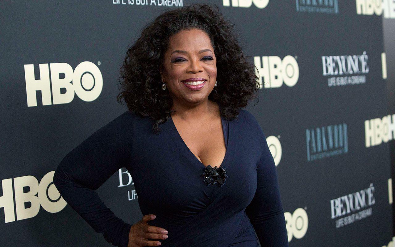 Oprah descarta 'definitivamente' buscar la presidencia en 2020