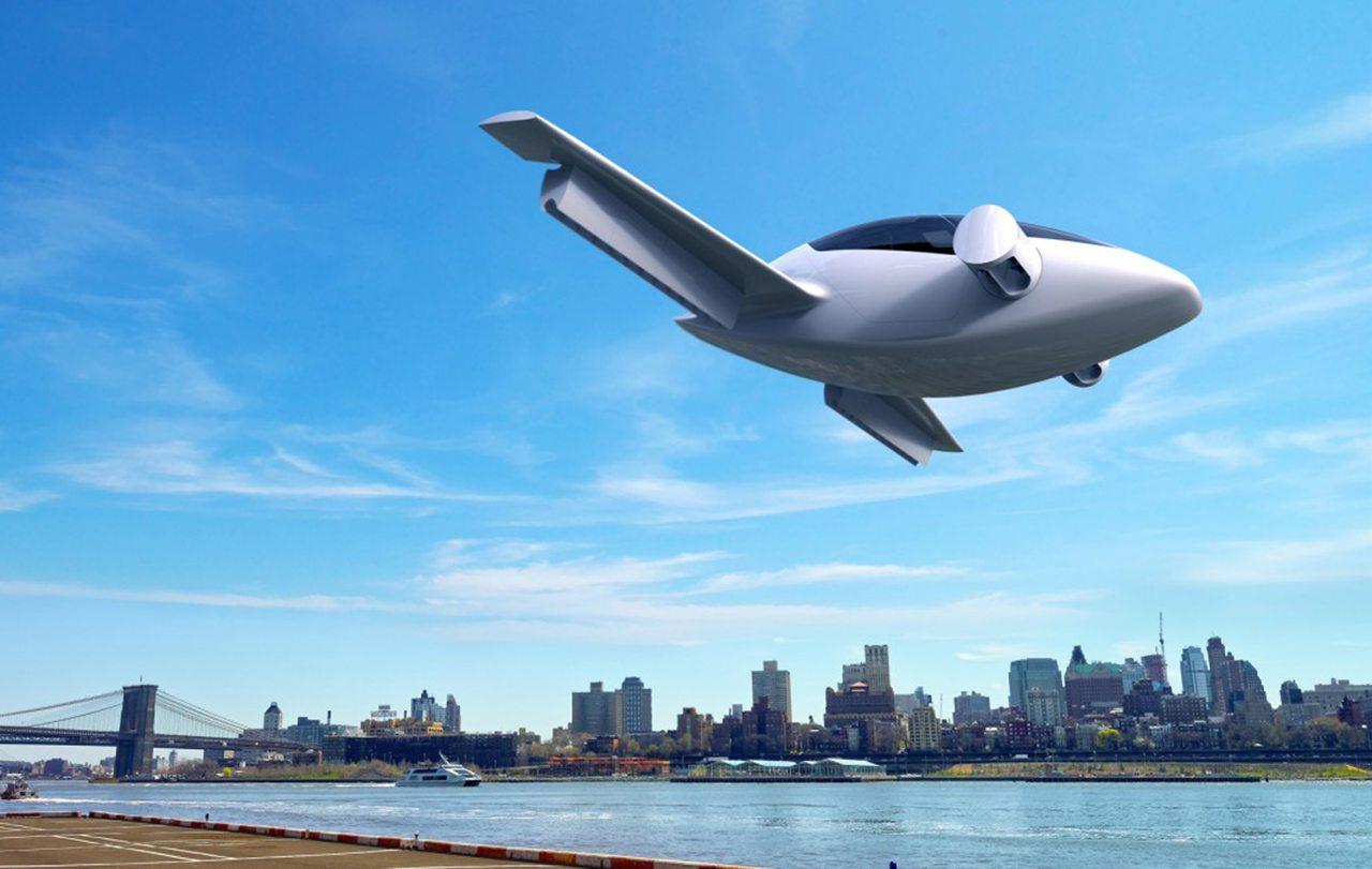 Lilium Jet, el nuevo concepto aeronáutico
