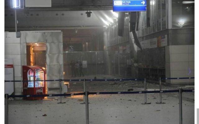 Ataque en Aeropuerto de Estambul. Reuters