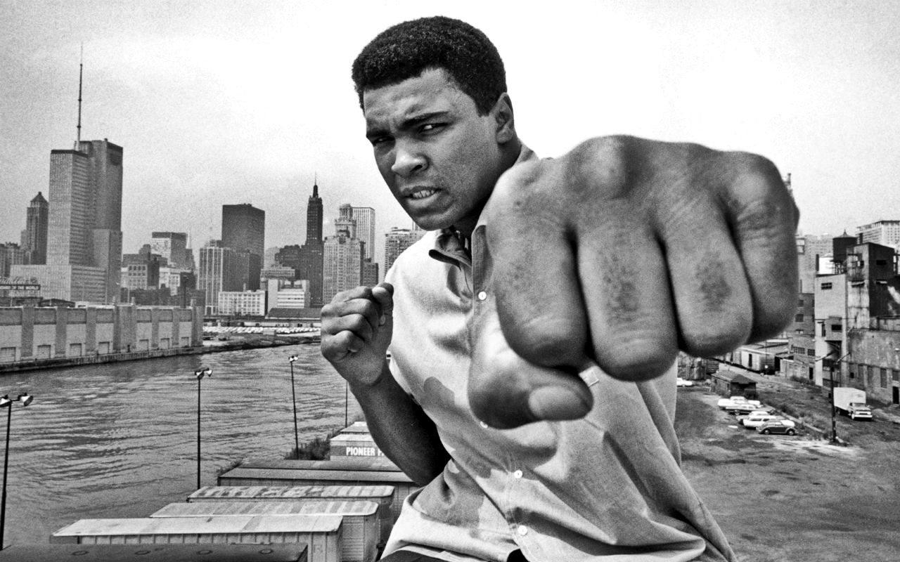 El poder de las palabras de Muhammad Ali