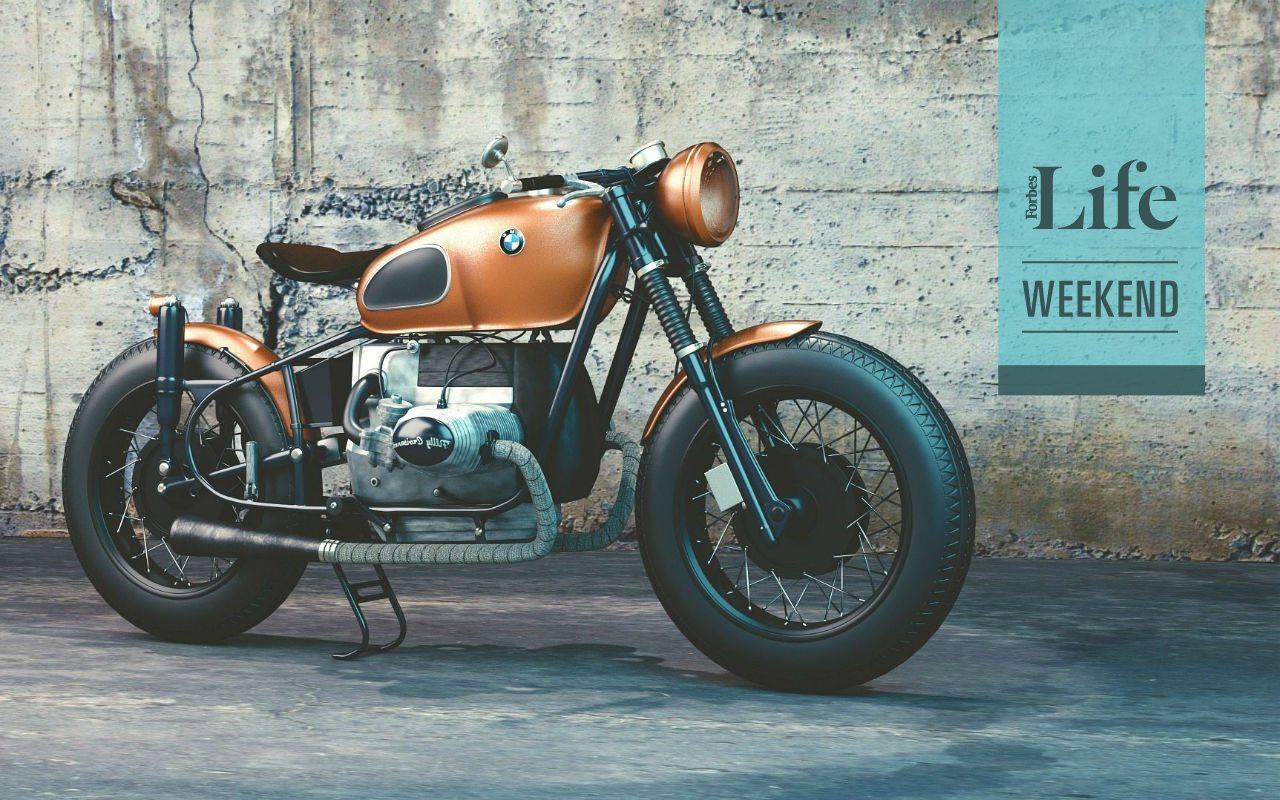 Las 5 motos que exaltan el lujo sobre ruedas