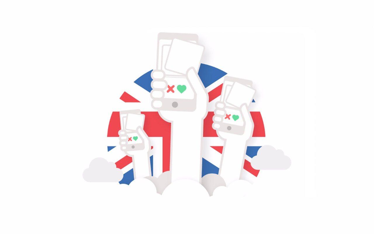 Uber y Tinder también influyeron en la votación del Brexit