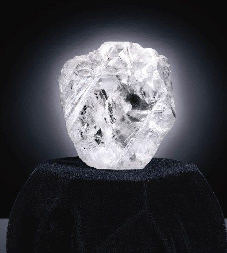El diamante más grande del mundo no puede venderse