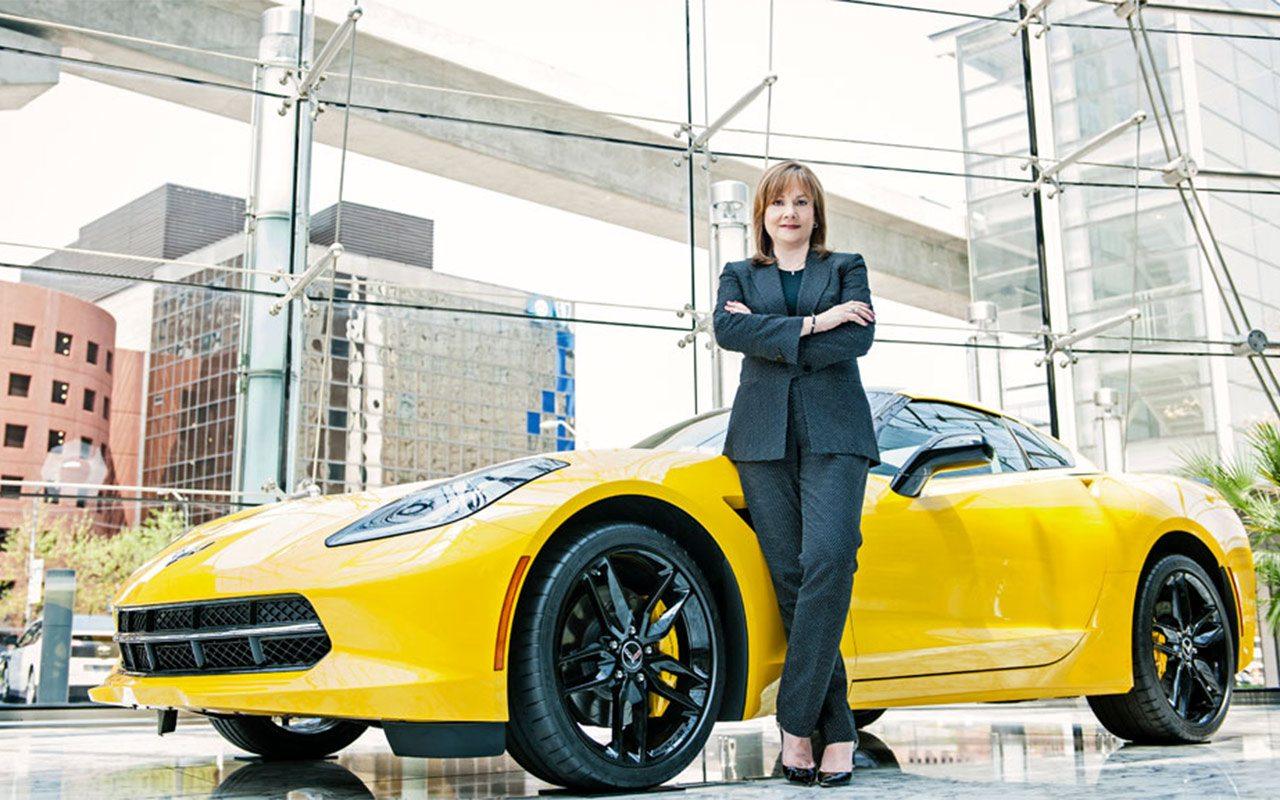 Mary Barra podría ser la mejor CEO de la historia de GM
