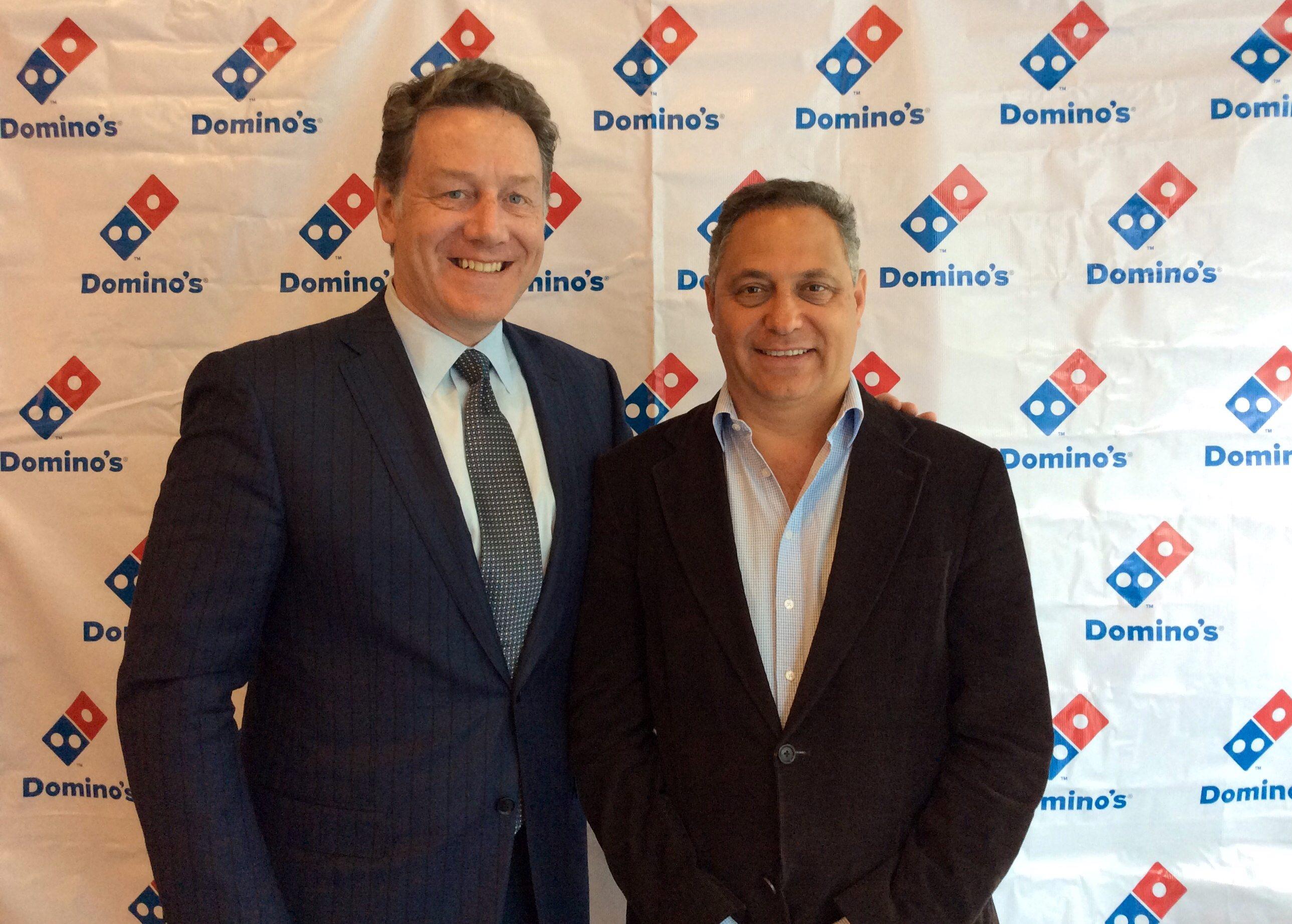 Alsea pone 'verde' a Domino's Pizza en la Ciudad de México