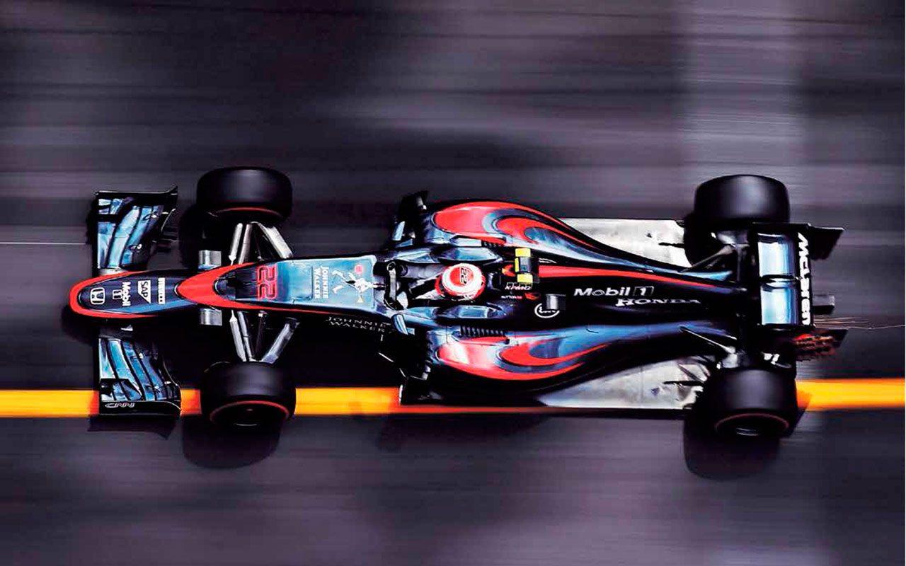 Apple estudia la adquisición de McLaren Technology