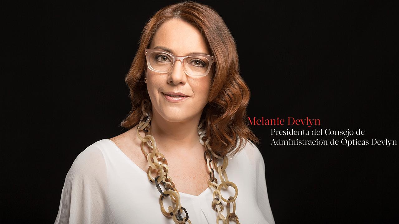 Mujeres poderosas Forbes 2016. Melanie Devlyn