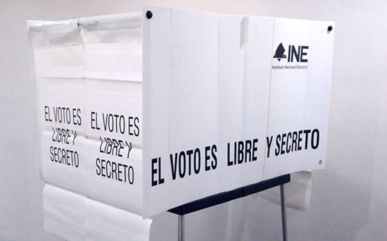 Así se tendrá que marcar la boleta electoral el 1 de julio para que el voto sea válido