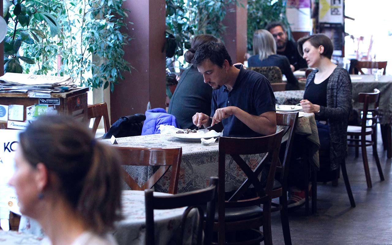 La productividad comienza en las cafeterías
