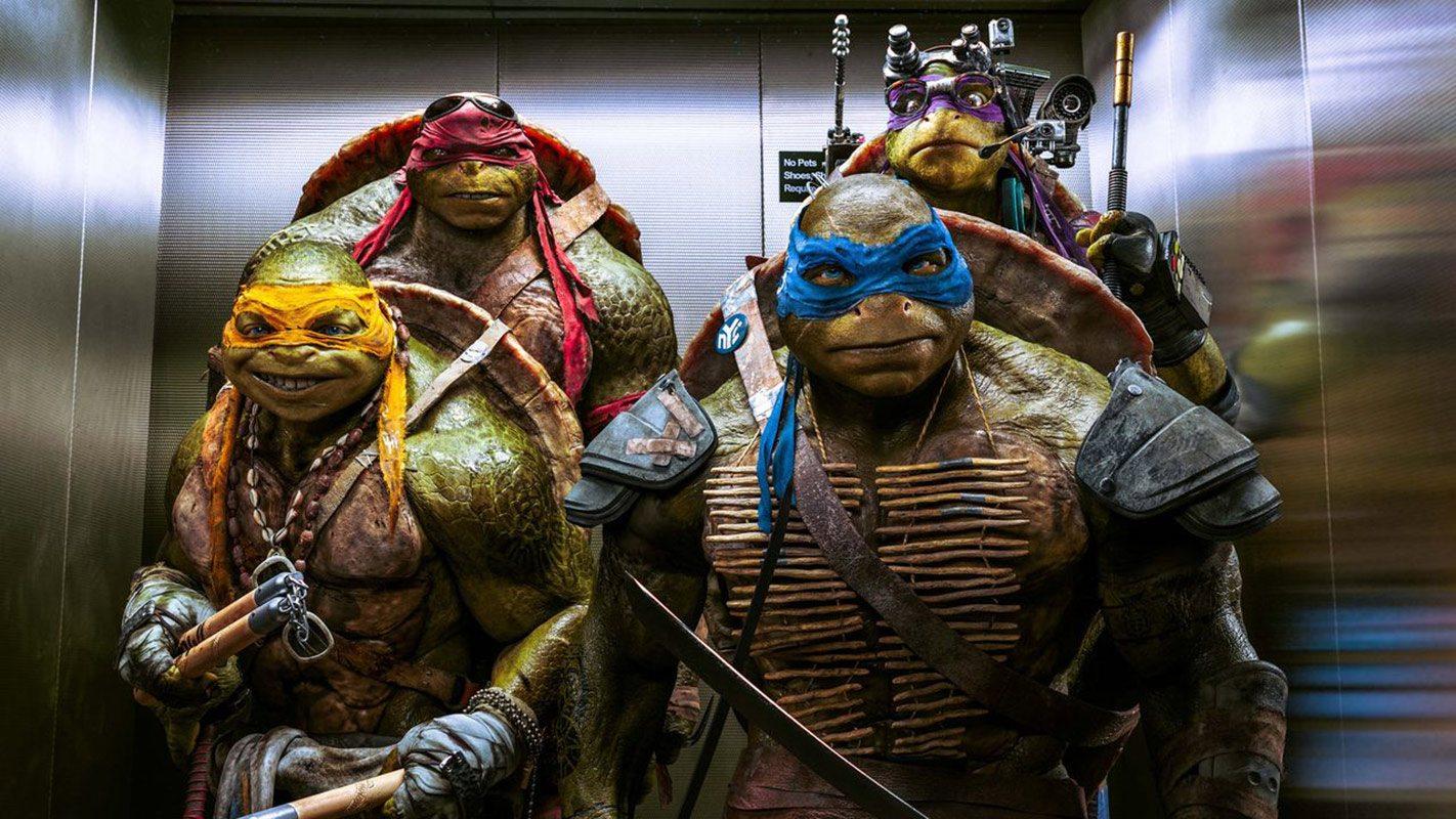 Las Tortugas Ninja quieren un 'segundo aire' millonario