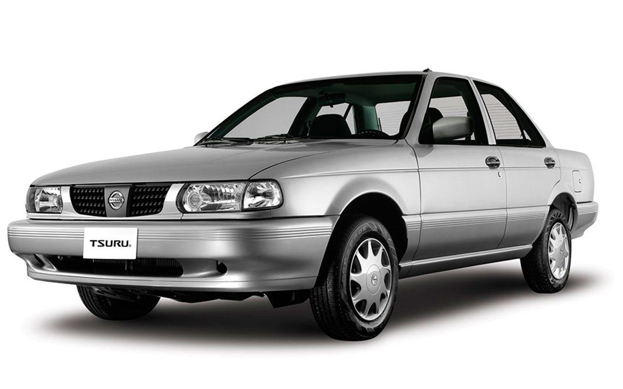 Es oficial, Nissan le dice adiós al Tsuru en México