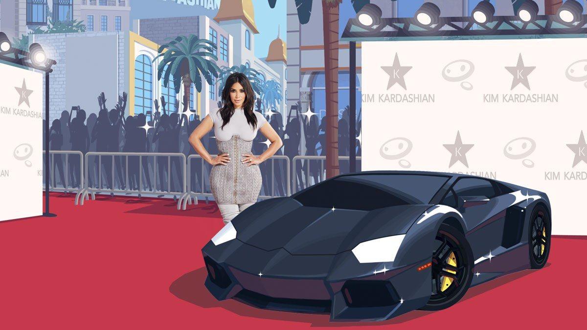 Más de 10 mdd valen las joyas robadas a Kim Kardashian
