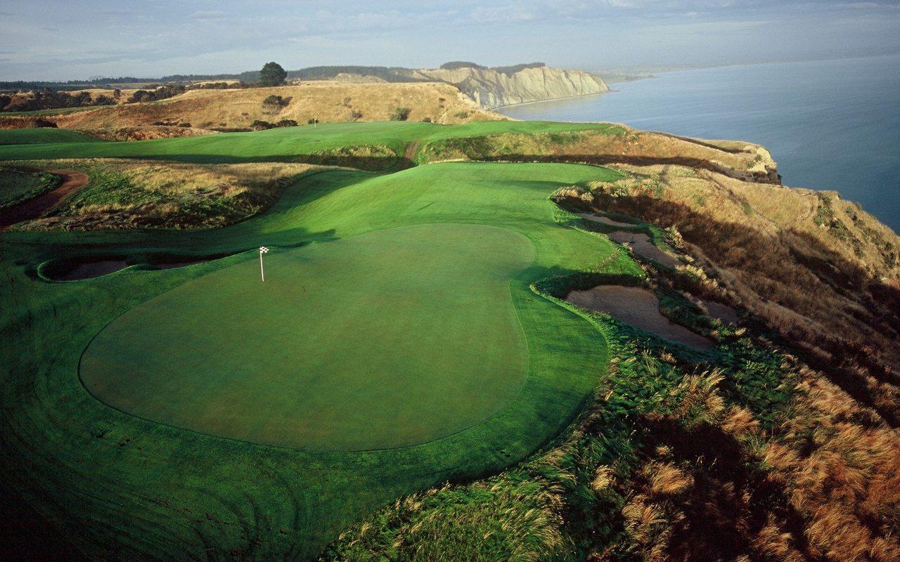 Campo de golf Cape Kidnappers