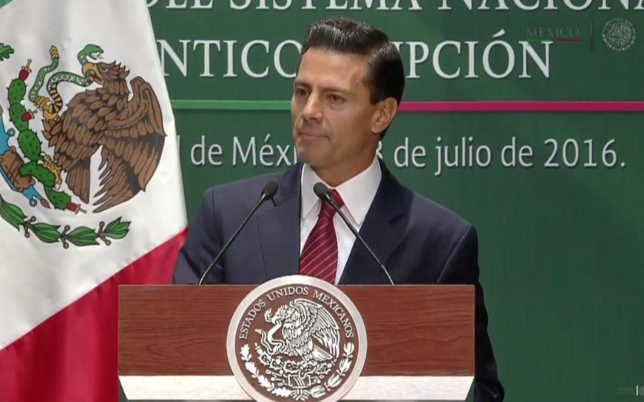 ¿El sistema anticorrupción puede salvar el sexenio de Peña Nieto?