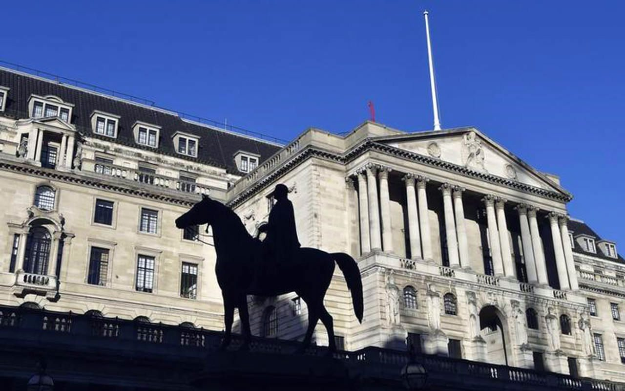 Banco de Inglaterra hace 'apropiado' aumento a tasas de interés