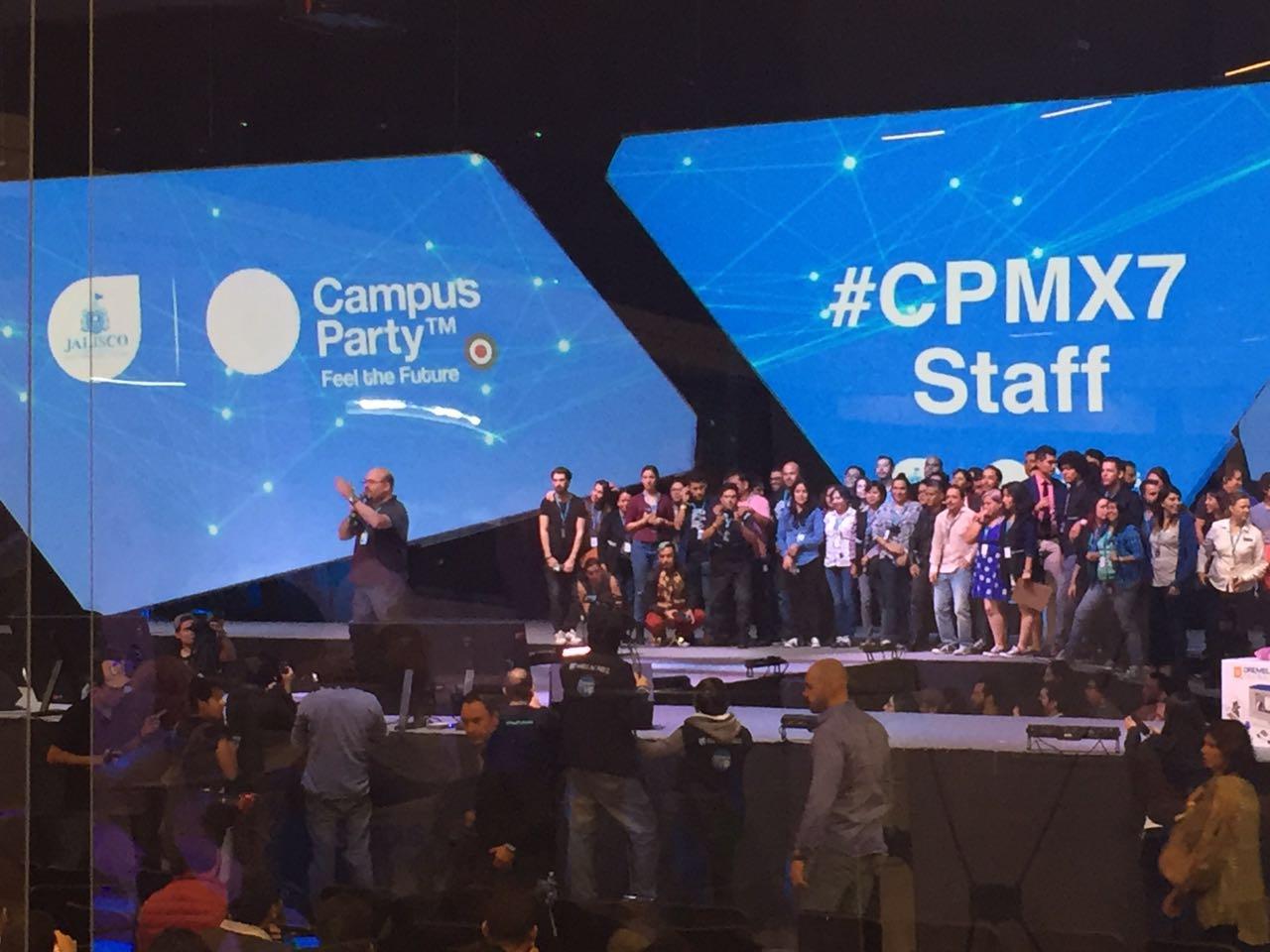 Campus Party regresa a Guadalajara y busca talento joven
