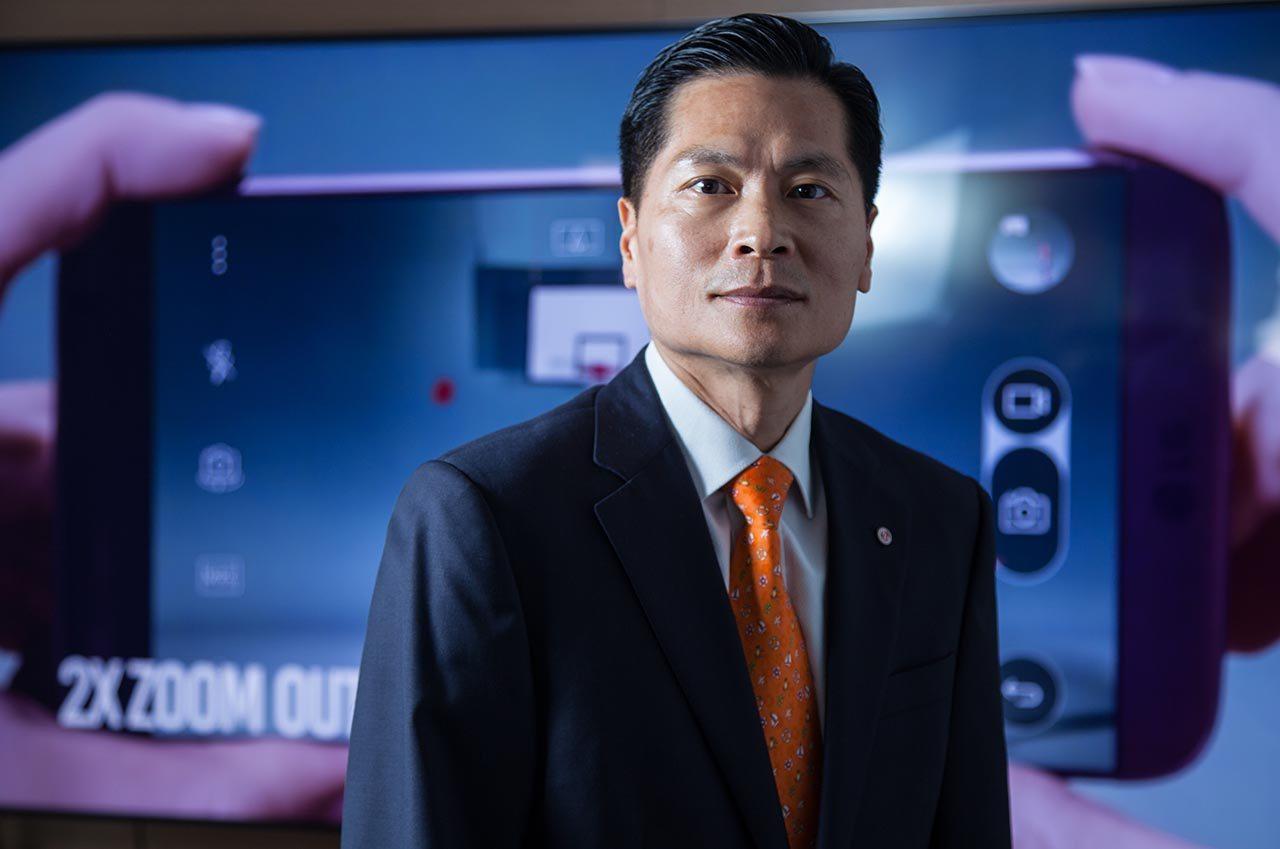 Entrevista exclusiva con Andy Kim, nuevo presidente de LG México
