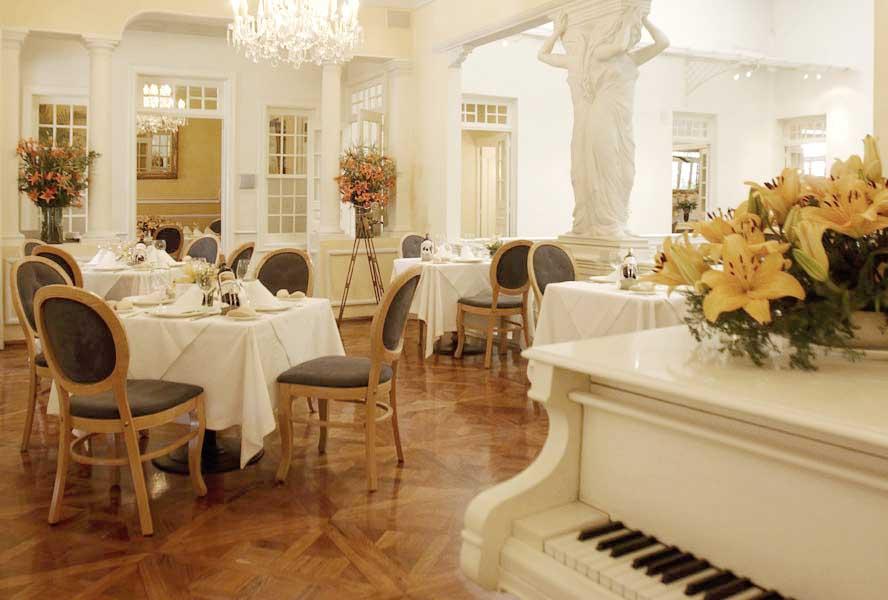 Restaurantes con mayor tradición francesa en CDMX