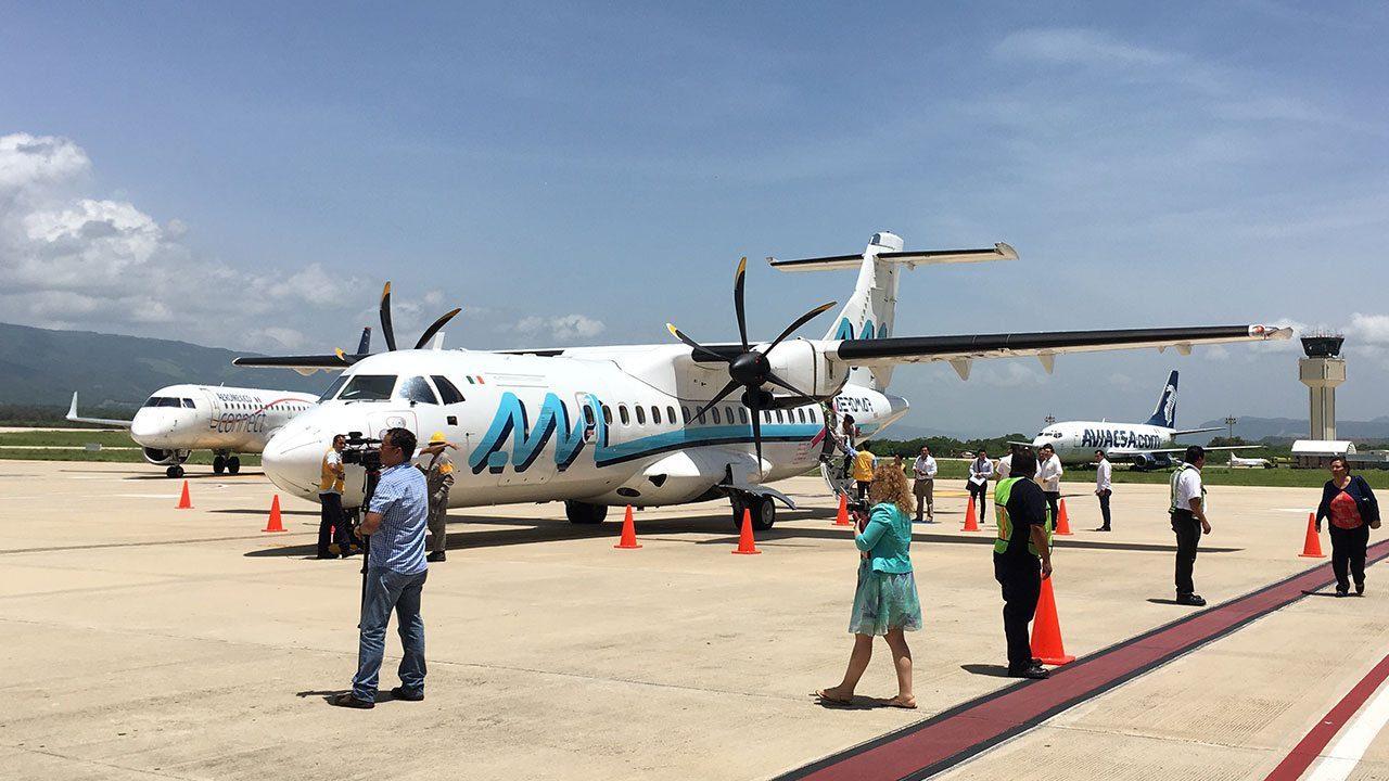 Así fue el embargo de los bienes de Aeromar por una deuda de 107 mdp con el AICM