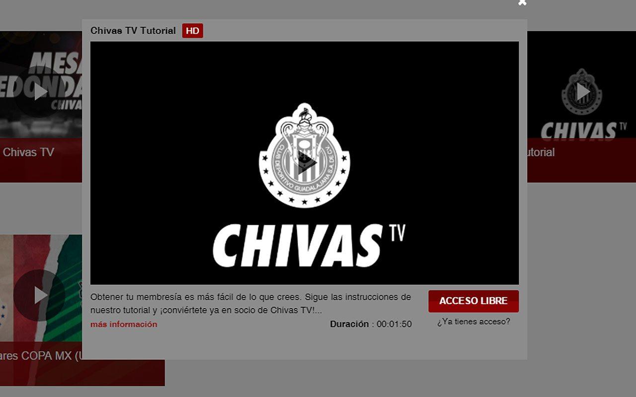 Chivas TV podría recibir multa de hasta 3.9 mdp por fallas en servicio