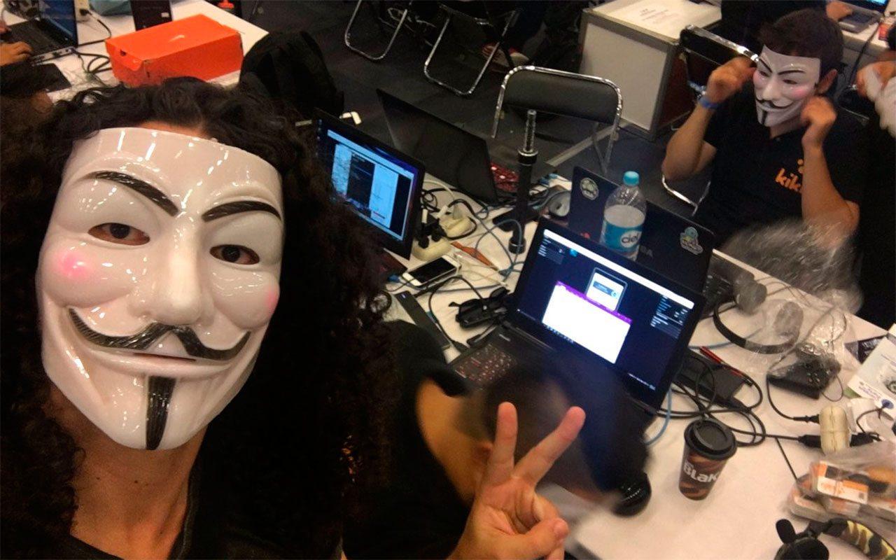Christian Sandoval afirma que hackeó la economía con su plataforma  Kiklu (Foto: Twitter @Christian_Zmart)