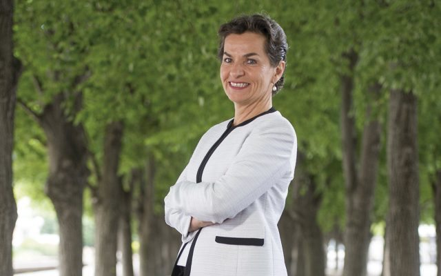 Christiana Figueres. (Foto: Getty Images.)