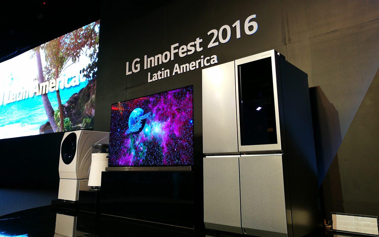 LG trae Signature a México, la línea premium de tecnología para el hogar