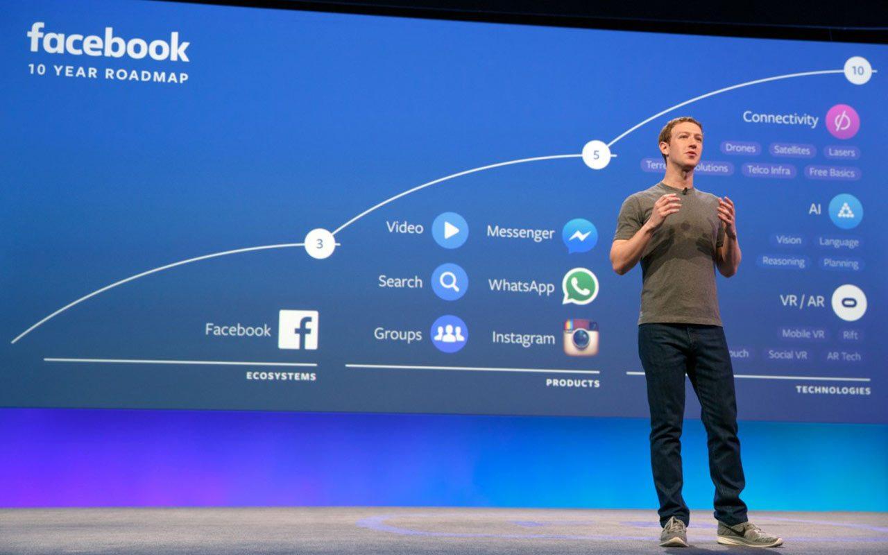 Facebook rompe récord de ganancias y Zuckerberg gana 3,400 mdd en una hora