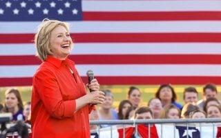 Hillary Clinton. (Foto: Cortesía de la DCCC.)