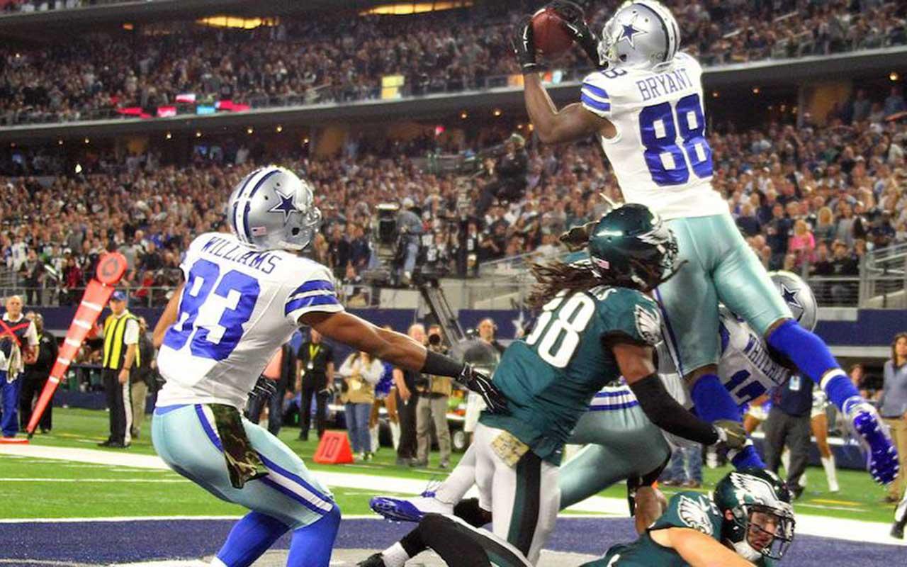 Los Dallas Cowboys, los más valiosos del mundo. (Foto: Facebook del equipo.)