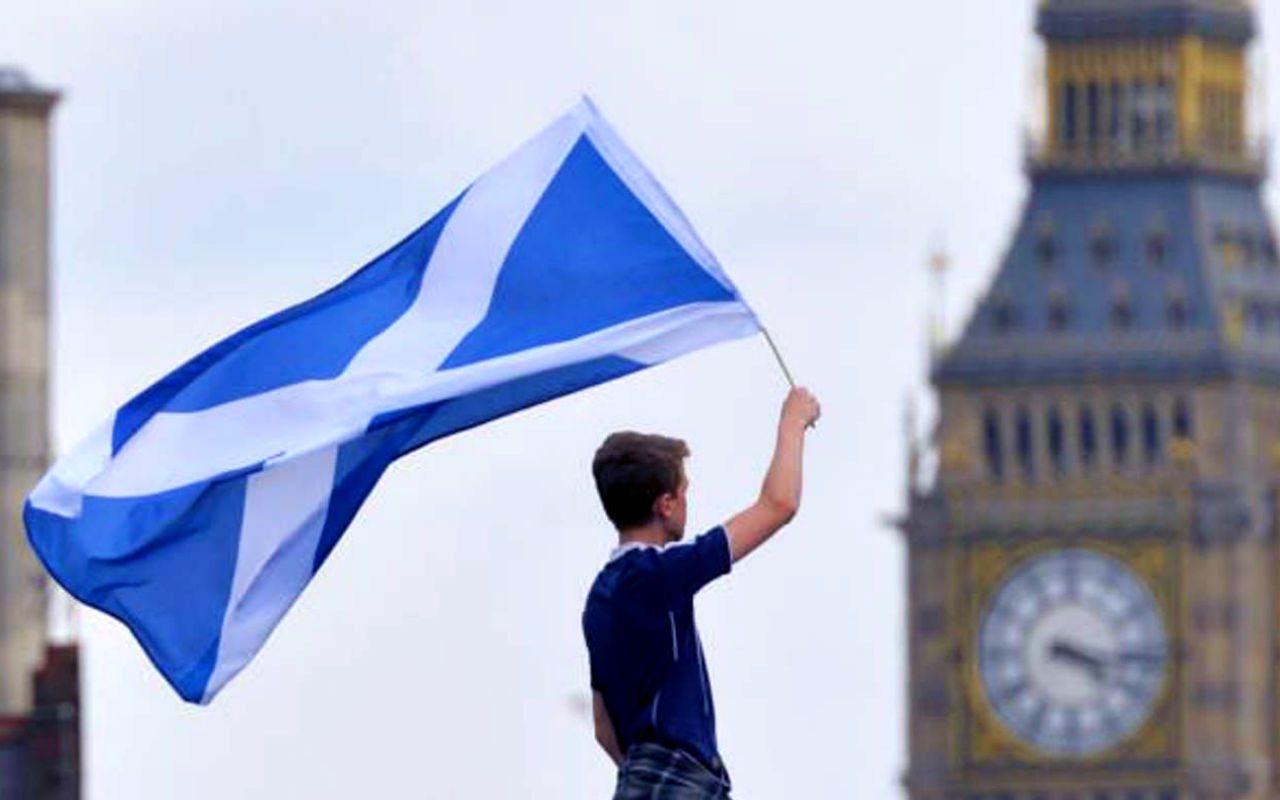Johnson cierra puerta a nuevo referéndum sobre independencia en Escocia