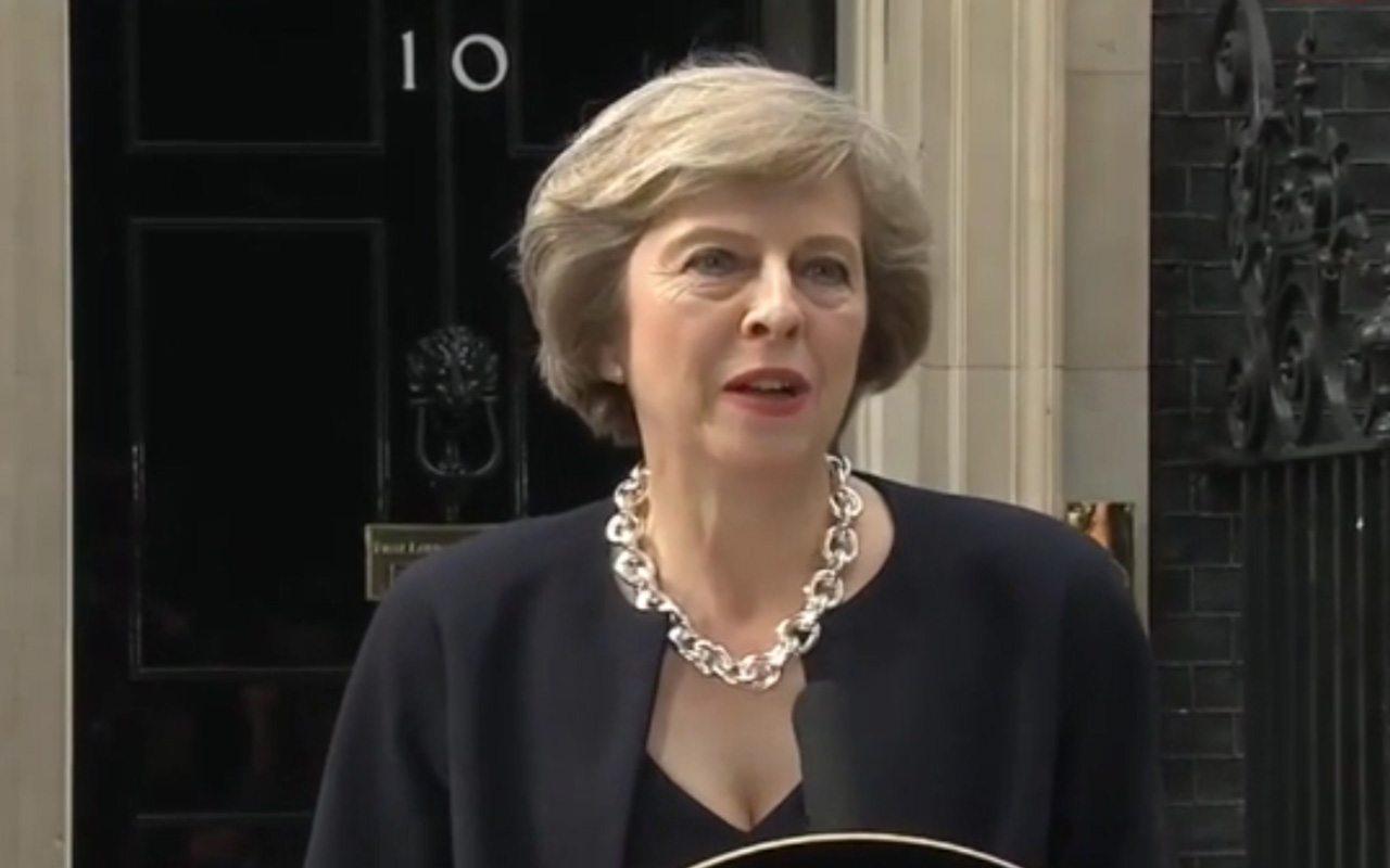May toma personalmente las riendas de la negociación del Brexit