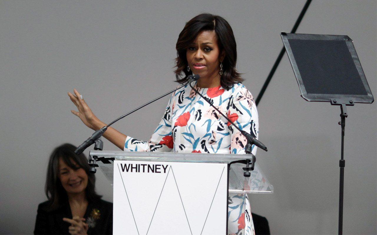 Michelle Obama participa en conferencia anual de la Asociación Americana de Bibliotecas