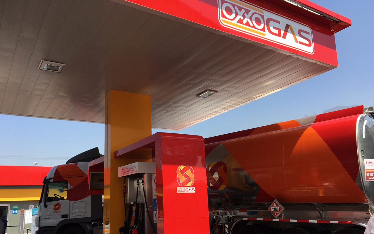 Oxxo Gas 'acelera' ventas trimestrales de FEMSA
