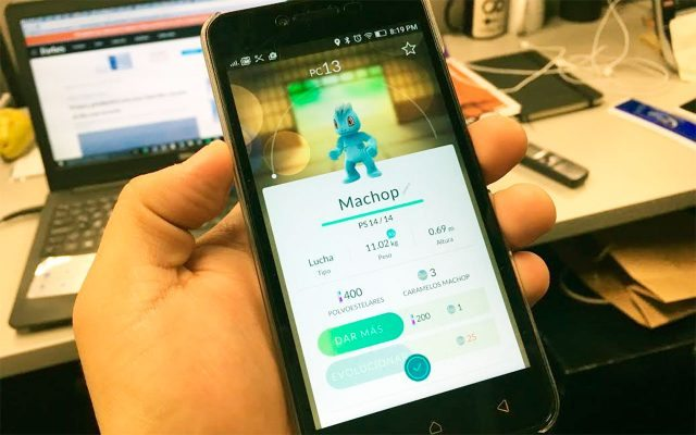 Pokémon Go en horas de oficina (Foto: Staff)