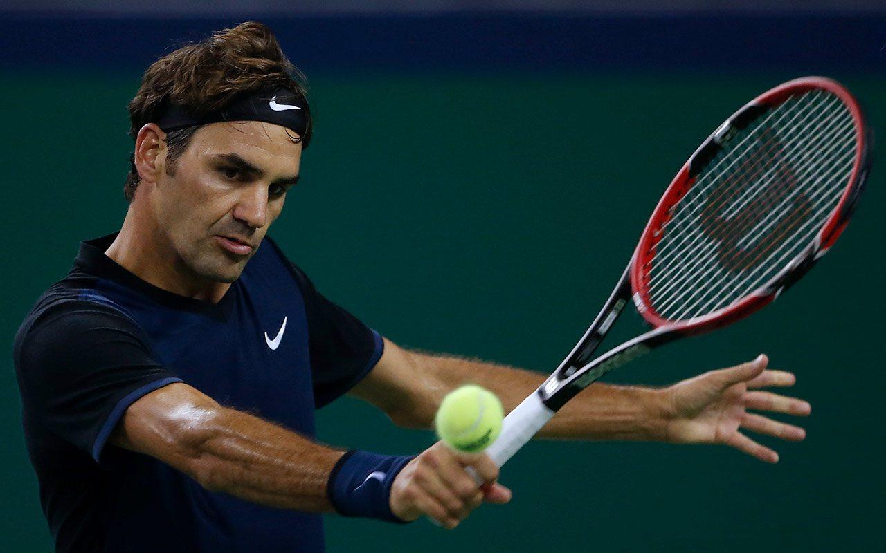 Roger Federer. (Foto: Reuters.)