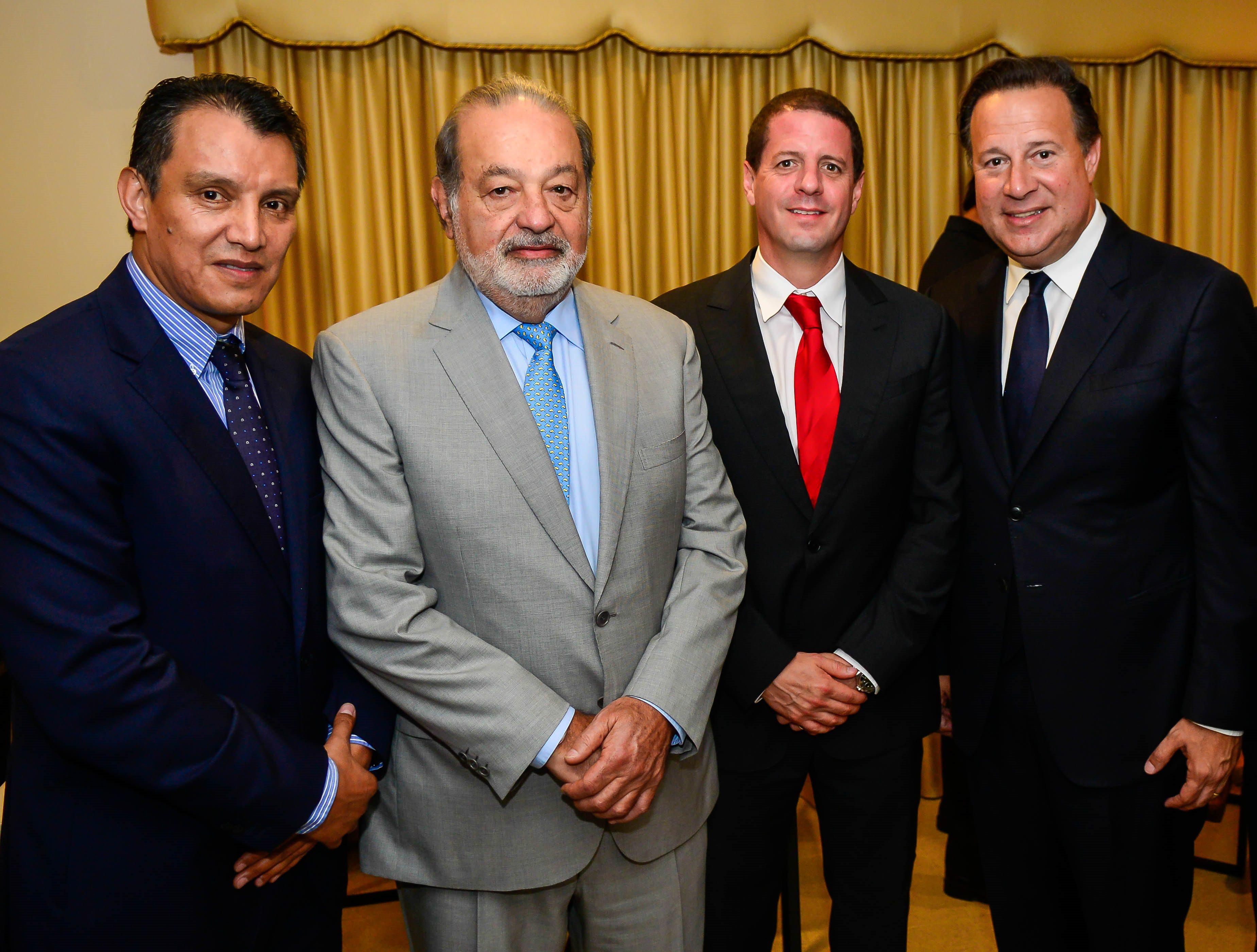 EXCLUSIVA FORBES: Carlos Slim invertirá 8,000 mdd para mejorar la comunicación en América Latina