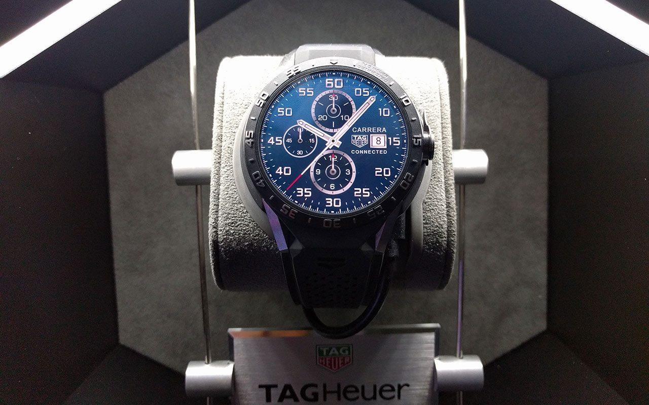 TAG Heuer trae a México el primer smartwatch Android de lujo