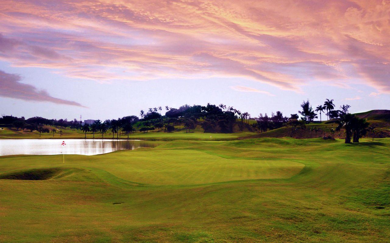 Cuando el golf es un negocio visceral