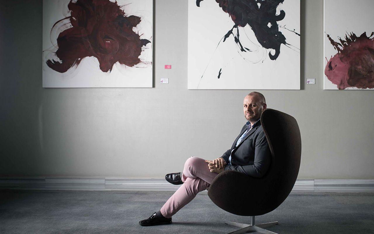 Arte contemporáneo, gran instrumento de inversión