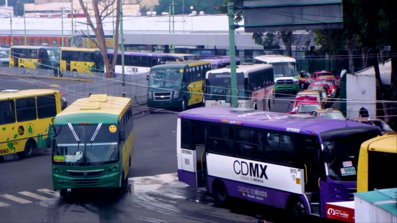 Preocupación por aumento de robos en transporte de CDMX