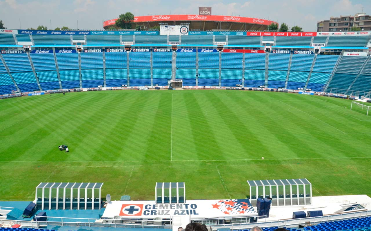 Cruz Azul busca prórroga para quedarse un año más en su estadio