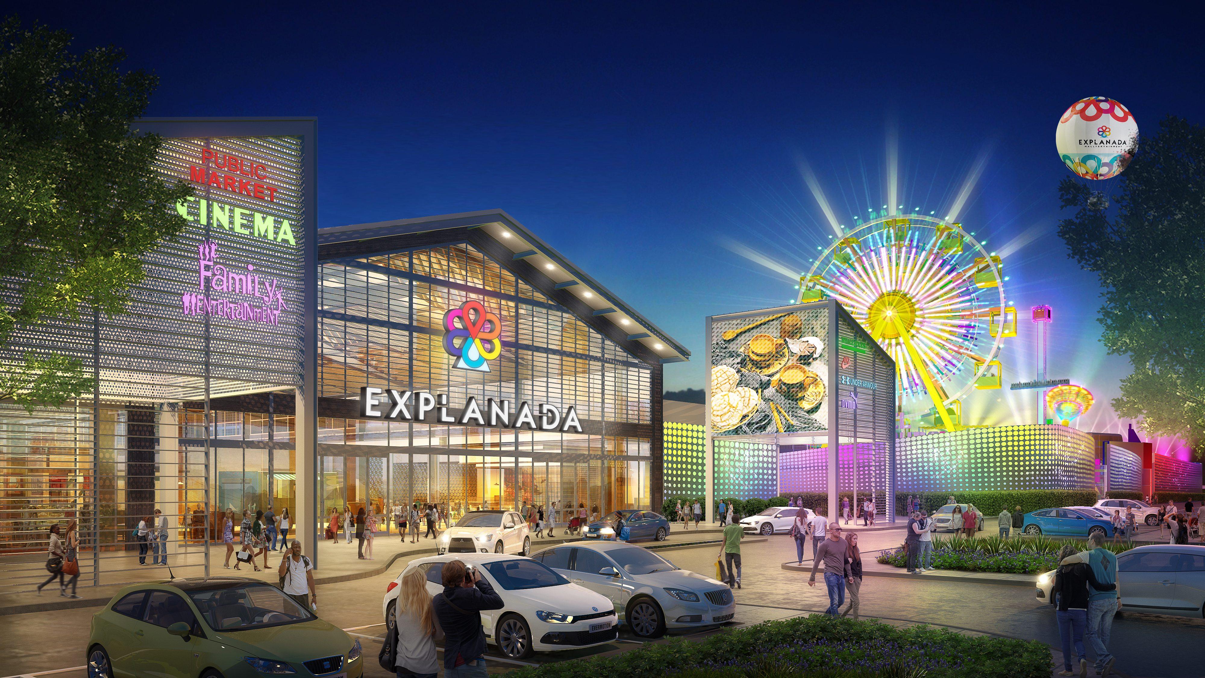 """GICSA construirá 14 """"mega"""" malls en México; invertirá 7,000 mdp en primeros 5 centros"""