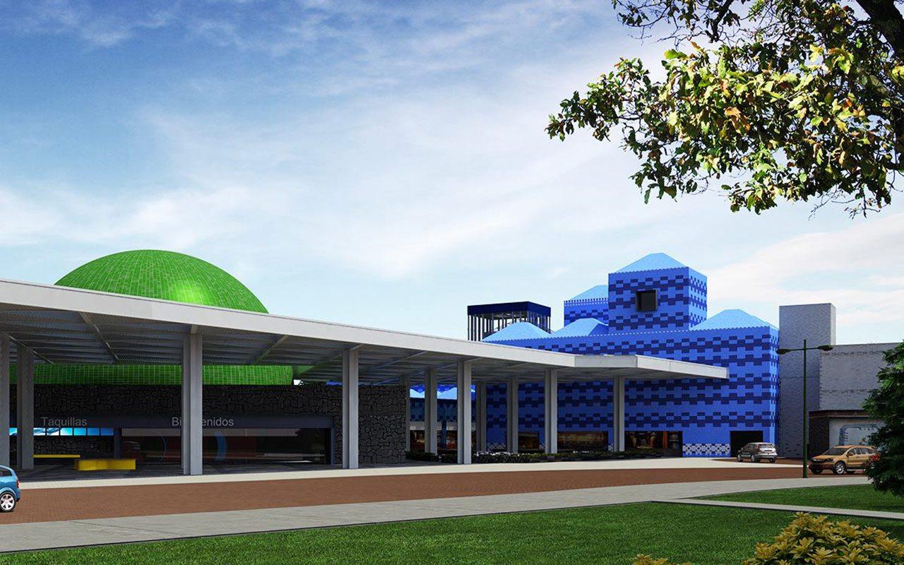 Iztapalapa tendrá su Papalote Museo del Niño