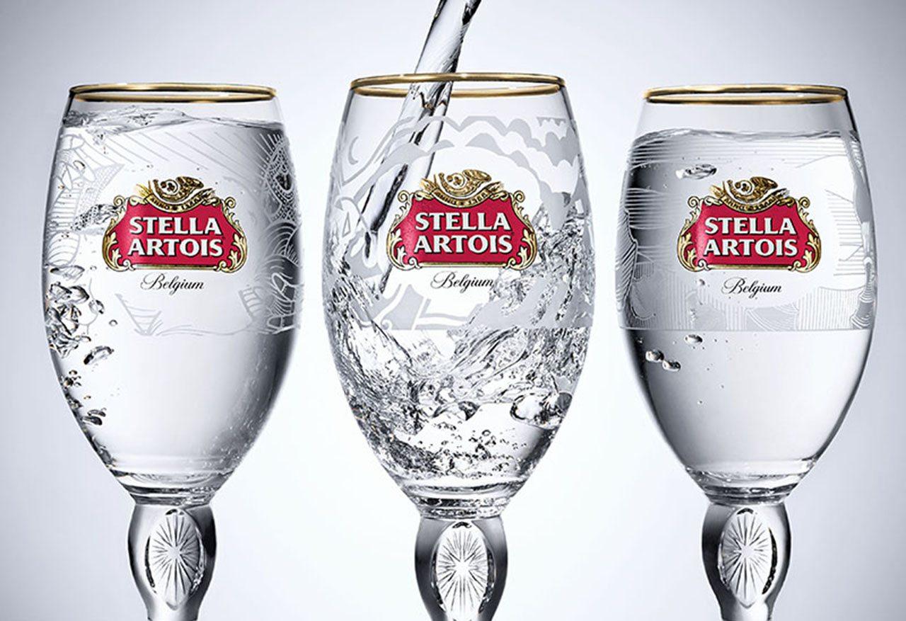 Stella Artois combate la crisis mundial de agua
