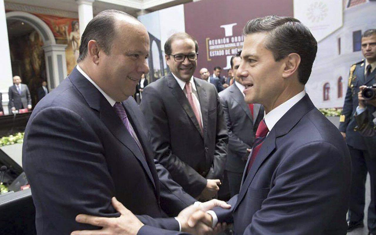Tribunal Electoral confirma expulsión de César Duarte del PRI
