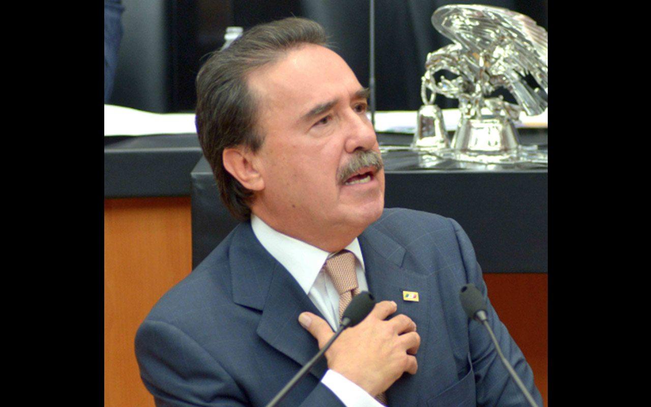 Trump debería ser humilde y disculparse con México: Gamboa