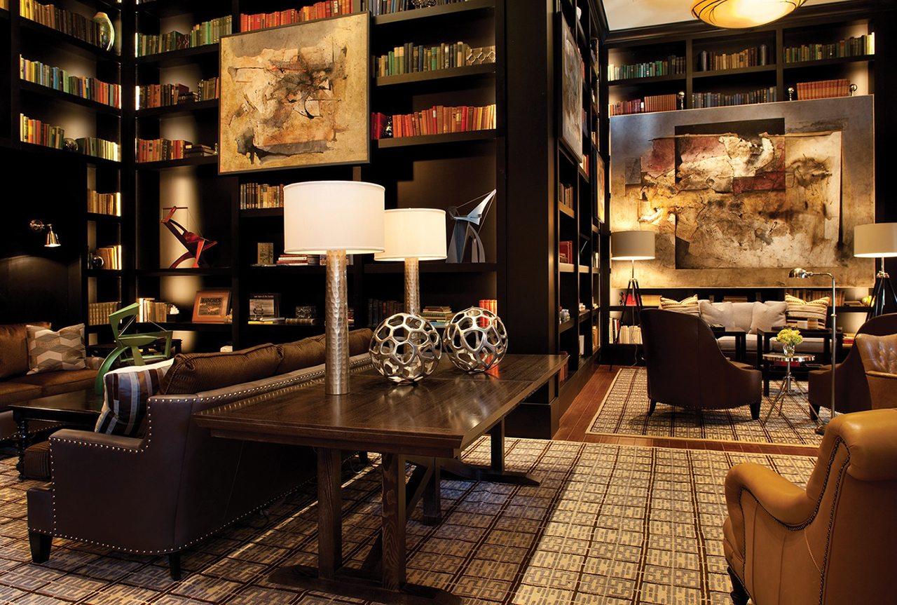 Los hoteles con más obras de arte