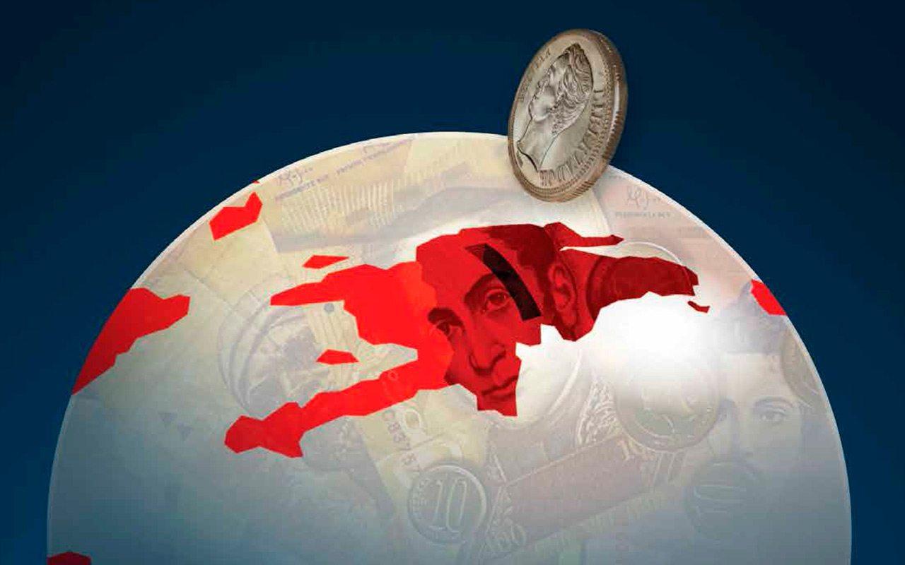 ¿A dónde fluye la inversion que no llegó a Venezuela?